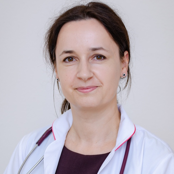 lek. med. Monika Łubińska